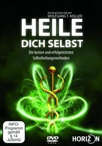 Die besten und erfolgreichsten Selbstheilungsmethoden von und mit Wolfgang T. Müller. Zu beziehen u.a. bei Amazon.